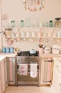 Shabby Chic Blog Deutsch : laura ashley blogger crush june shabby chic kitchen decor shabby chic kitchen vintage kitchen ~ Watch28wear.com Haus und Dekorationen
