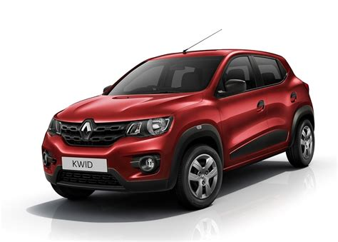 Renault Car : Renault Kwid (2016) First Drive