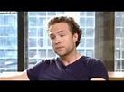 Rafe Spall Prometheus Interview - YouTube