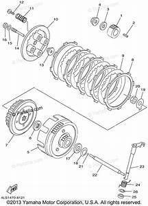 33 Yamaha Ttr 125 Parts Diagram