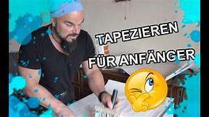 Tapezieren Für Anfänger : raufaser tapezieren f r anf nger youtube ~ Orissabook.com Haus und Dekorationen