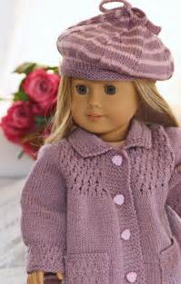 Free Knitting Patterns 18 Inch Doll Clothes