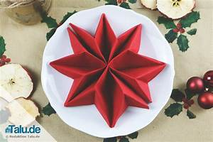 Servietten Als Tannenbaum Falten : serviette falten weihnachten ~ Lizthompson.info Haus und Dekorationen