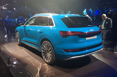 audi  tron brands  full electric model  cost