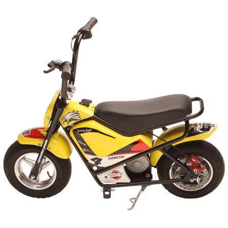 Electric Mini Moto by Moto Youth Electric Mini Bike 25 Walmart
