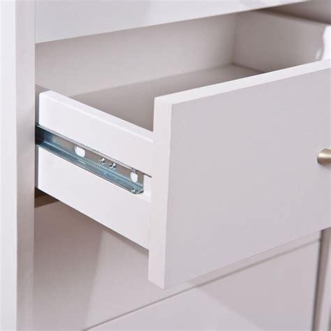 caisson de bureau 4 tiroirs quot college quot blanc