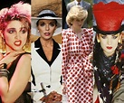 Trends Through the Decades: 1980's Fashion - Preloved UK