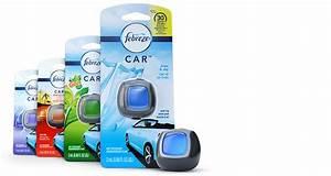 Car Air Freshener for Odor Elimination| Febreze Car