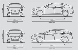 Dimension Mazda 3 : mazda 3 dimensions boyutlar sekiz silindir ~ Maxctalentgroup.com Avis de Voitures