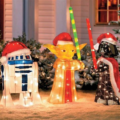 star wars holiday decor   paycheck shut