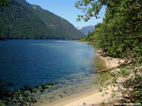 Chilliwack Lake Boat Launch by Chilliwack Lake River Forest Service Road Trip Ihikebc