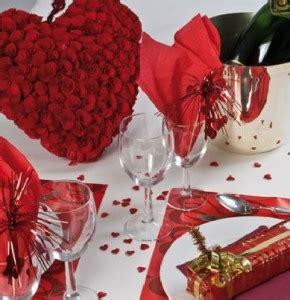 decoration de lit pour la valentin