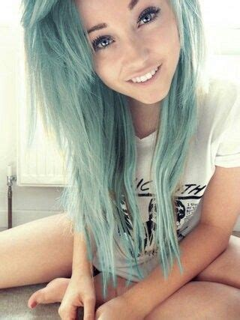 pastel hair color hair color pinterest turquoise pastel  search