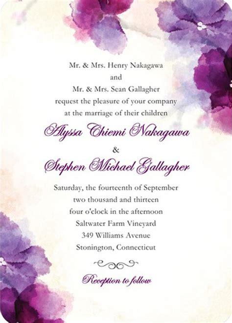 Wedding Invitations Wedding Stationery