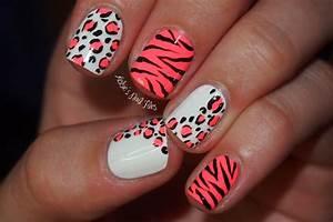animal print nail designs yve style yve style