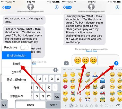 how to make keyboard bigger on iphone how to get 3x emoji emoji recommendations and