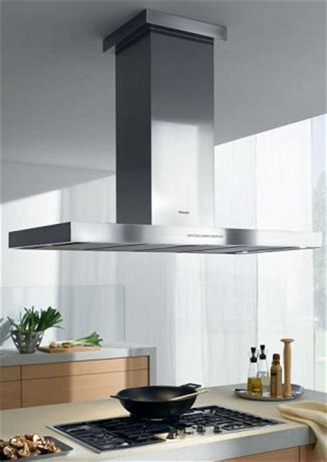 Miele motorized height adjustable ventilation hood for