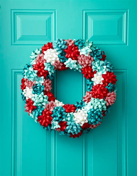 diy christmas wreath ideas     homemade