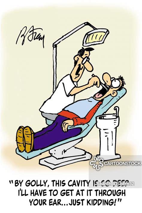 dental hygiene cartoons  comics funny pictures