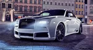 Rolls Royce Wraith : 2016 spofec rolls royce wraith overdose 717hp widebody dream ~ Maxctalentgroup.com Avis de Voitures