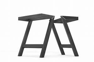 Tischgestell Metall Nach Mass : 51 besten tischgestelle tischbeine aus stahl und holz bilder auf pinterest ~ Markanthonyermac.com Haus und Dekorationen