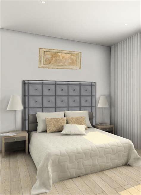le bureau virtuel tete de lit papier peint