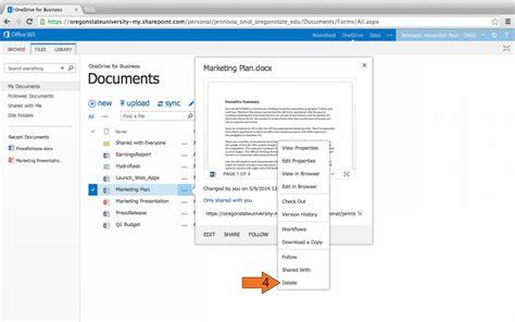 application onedrive computer help documents oregon