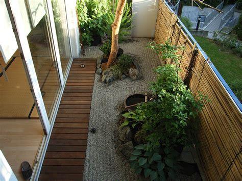 Balkon Japanisch Gestalten by Japanischer Garten Balkon Zen Garten Anlegen Asiatischen