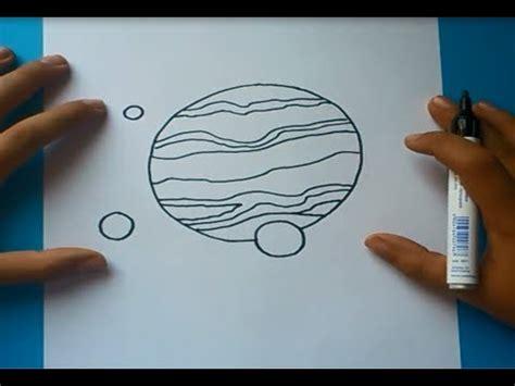 como dibujar  planeta paso  paso   draw  planet youtube