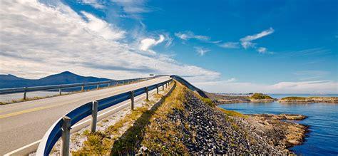 location si e auto b strada atlantica norvegia