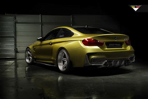 Vorsteiner Widebody Gtrs4 Bmw M4  Big Euro