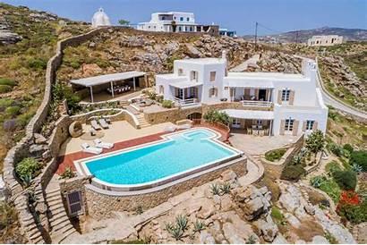 Mykonos Villas Villa Greek Greece Luxury Ethan