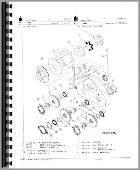 Ford Tractor Wiring Diagram Switch Auto