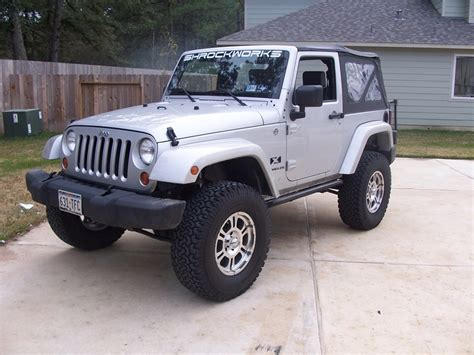 silver jeep 2 door silver 2 door w 35 39 s jk forum com the top destination