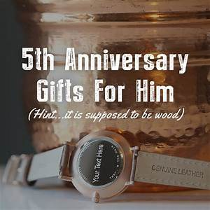 wood 5th anniversary gifts for him tmbr With 2 wedding anniversary gifts for him
