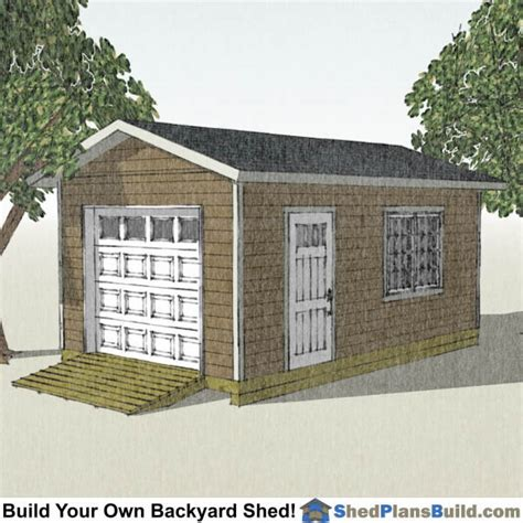 12 X 20 Modern Shed Plans by 12x20 Gambrel Shed Plans Universalcouncil Info
