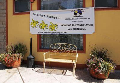 marleys gotham grill  hackettstown nj
