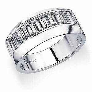 Mens Platinum Diamond Wedding Bands Mens Platinum