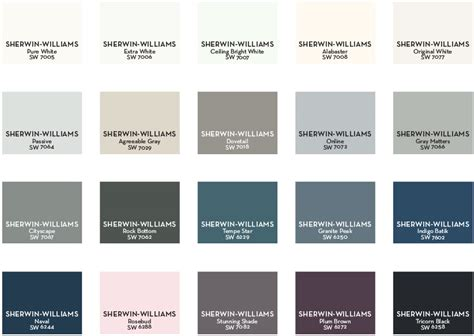 Paint Landing Pottery Barn Sherman Williams Paint Colors
