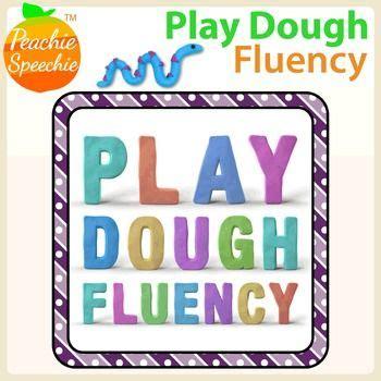 play dough fluency stuttering therapy activities 688 | def2de0d43b9d6f48aaf550c451654c1