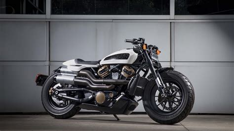 2020 Harley Davidson Custom Concept 5k Wallpapers