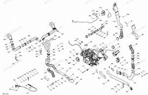 Can-am Side By Side 2017 Oem Parts Diagram For Engine