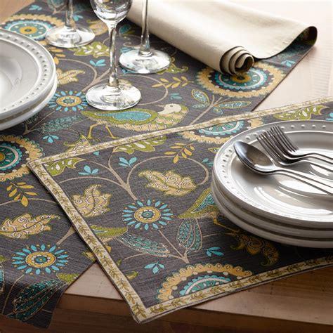 world market table linens heidi bird table linen collection world market