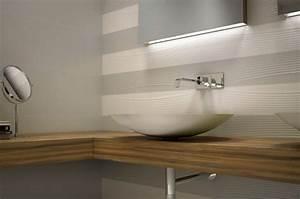 best salle de bain faience blanche images amazing house With salle de bain blanc gris