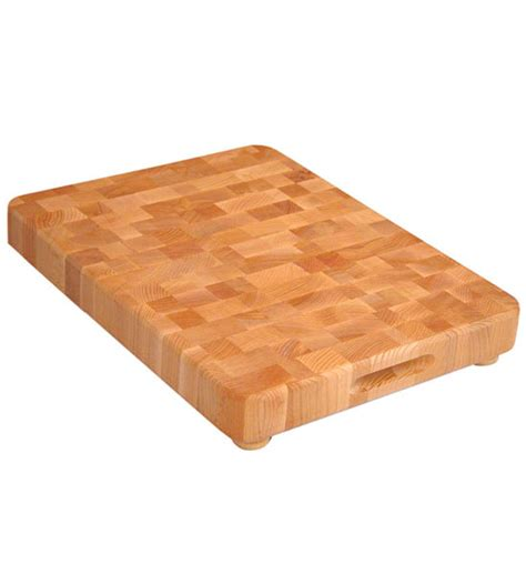 Butcher Block Cutting Board  Endgrain In Cutting Boards