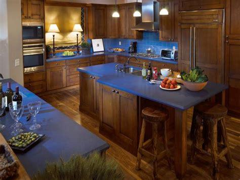 kitchen island color options hgtv