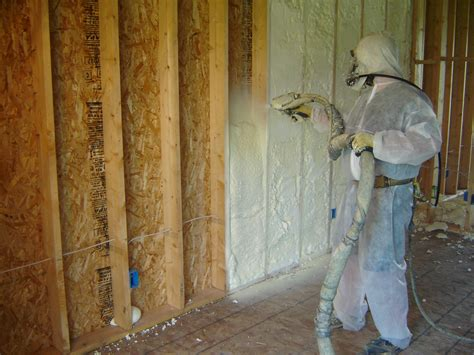 Compairing Insulation Foam Tech