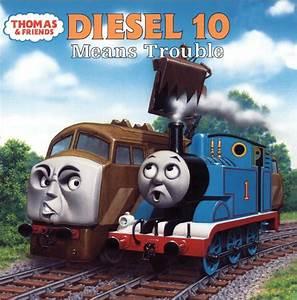 Diesel 10 Means Trouble  Turtleback School  U0026 Library Binding Edition  By Rev  W  Awdry  Richard