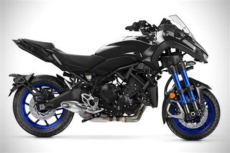 Yamaha Niken Three-wheeler