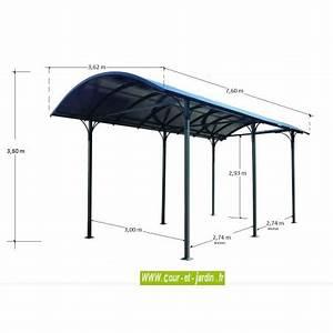 Carport Camping Car : carport camping car alu en kit abri camping car ~ Melissatoandfro.com Idées de Décoration